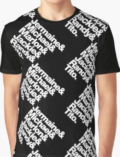 The Jacksons - Don't Forget About Randy! Graphic T-Shirt