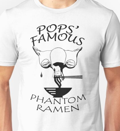 A Dandy Phantom Ramen Unisex T-Shirt