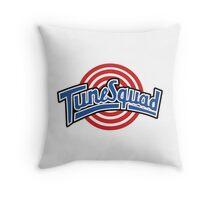 Tune Squad Jersey – Space Jam, Michael Jordan Throw Pillow