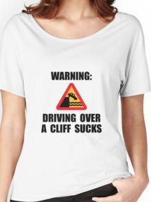 Cliff Sucks Women's Relaxed Fit T-Shirt