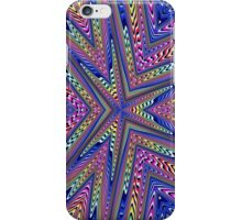 6 Point Abstract iPhone Case/Skin