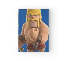 Clash Barbarian Hardcover Journal