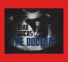 Who rocks? - The Doctor! Baby Tee