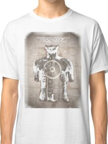 Donnie Darko, Quote and Time Travel Illustration Classic T-Shirt