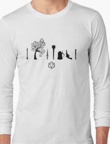 Critical Role - Character Symbols Long Sleeve T-Shirt