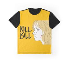 Kill Bill (Transparent) Graphic T-Shirt