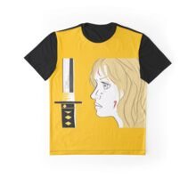 Kill Bill Sword (Transparent) Graphic T-Shirt