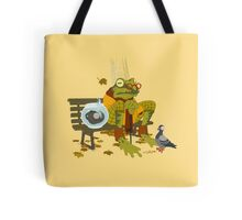 Day Out with Grandpa Tote Bag