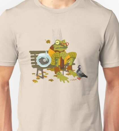 Day Out with Grandpa Unisex T-Shirt