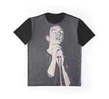 Ian Curtis - JOY DIVISION Graphic T-Shirt