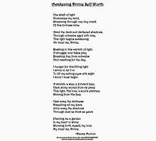 Awakening Divine Self Worth poem Unisex T-Shirt