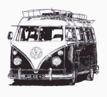 VW Wanderer Kids Tee
