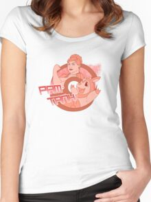 PamTank! Women's Fitted Scoop T-Shirt