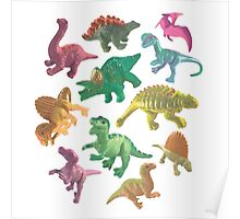 Dino Buddies Poster