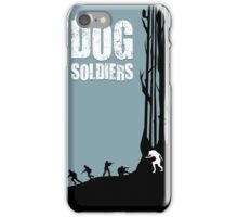 DOG SOLDIERS iPhone Case/Skin