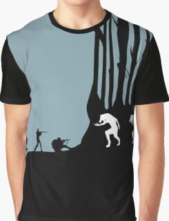 DOG SOLDIERS Graphic T-Shirt