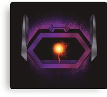 Shockwave Canvas Print