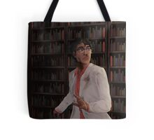 WTNV - Carlos and the Library Tote Bag