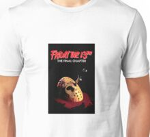 Friday The 13th - The Final Chapter Sticker Unisex T-Shirt