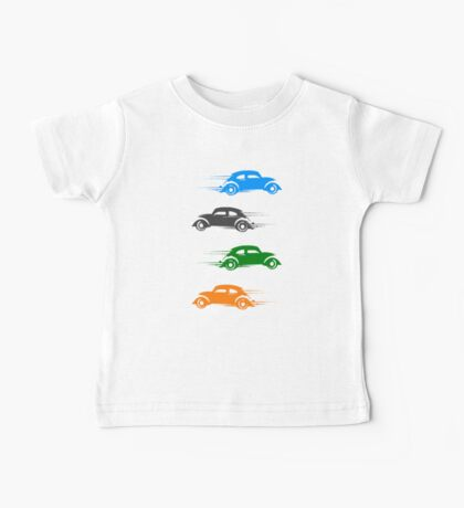 VW Speedy Bug Baby Tee