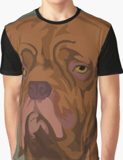 TURNER & HOOCH Graphic T-Shirt