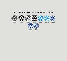 Volkswagen Logo Evolution Unisex T-Shirt