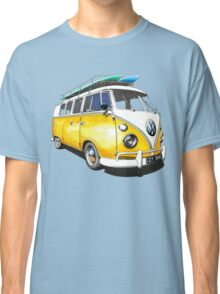 VW Bus Sunshiney day Classic T-Shirt
