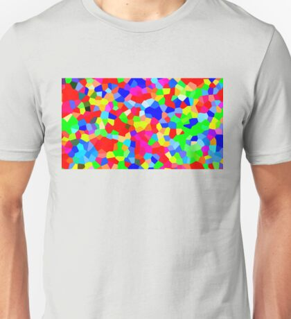 Rainbow Crystals Unisex T-Shirt
