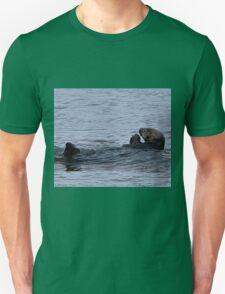 Praying Sea Otter Unisex T-Shirt