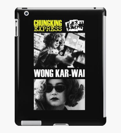 CHUNGKING EXPRESS - WONG KAR WAI iPad Case/Skin