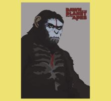 Dawn of the Planet of the Apes Kids Tee