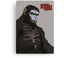 Dawn of the Planet of the Apes Canvas Print