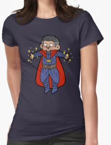 silly sorcerer Womens Fitted T-Shirt