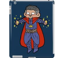 silly sorcerer iPad Case/Skin