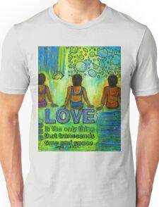 Three on the Beach Unisex T-Shirt
