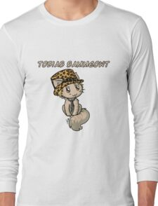 Tobias Sammeowt Long Sleeve T-Shirt