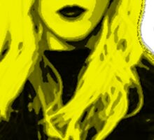 Black Canary Sticker
