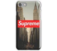 Supreme City iPhone Case/Skin