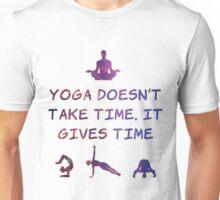Yoga #2 Unisex T-Shirt