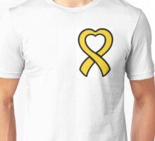 Cancer heart Unisex T-Shirt