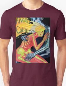 Animal Collective Skeletons Unisex T-Shirt