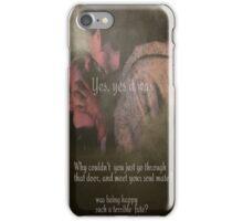 Regina - Soulmate iPhone Case/Skin