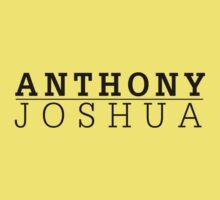 Anthony Joshua (T-shirt, Phone Case & more) boxing  One Piece - Short Sleeve