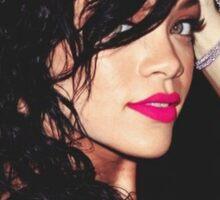 Rihanna Queen Sticker