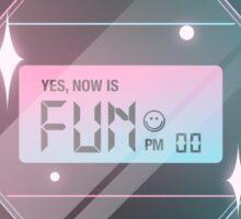 It's Fun PM Sticker