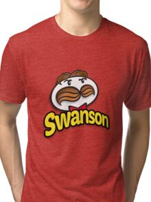 Fever for the Flavor of a Swanson Tri-blend T-Shirt