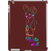 Pastic doll iPad Case/Skin