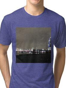 London night Tri-blend T-Shirt