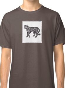 Graphic Cheetah Classic T-Shirt