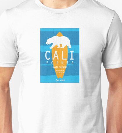 San Diego - California. Unisex T-Shirt